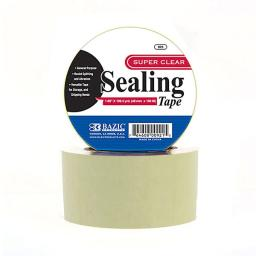 "Bazic 1.88"" X 109.3 Yards Clear Packing Tape"
