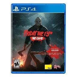 Friday the 13th: the game UIE 00041