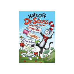 HATS OFF TO DR SEUSS-COLLECTORS EDITION (DVD/5 DISC) 883929234332