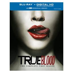 True blood-complete 1st season (blu-ray/uv/5 disc/re-pkgd) BR478672