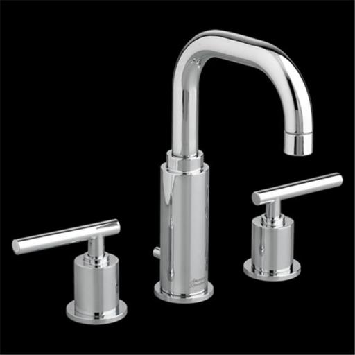 American Standard 2064831.002 Serin Widespread Faucet With Metal Drain - Chrome