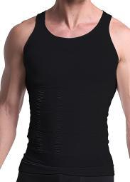 Extreme Fit Mens Compression and Body-Support Undershirt