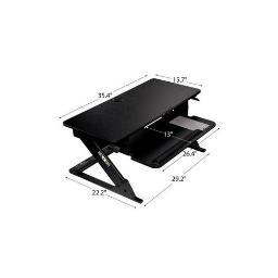 3m company sd60b sit and stand desk