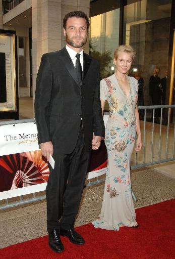 Liev Schreiber, Naomi Watts At Arrivals For Madama Butterfly By Metropolitan Opera Opening Night Gala, Metropolitan Opera House At Lincoln Center.