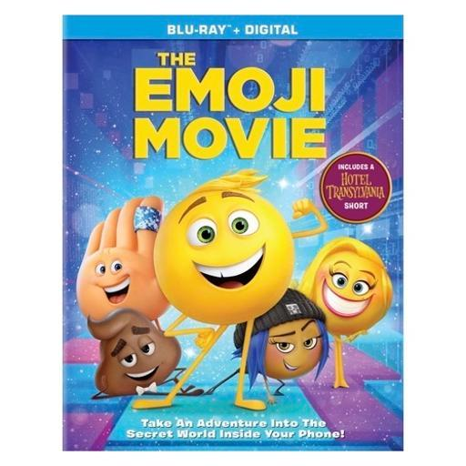 Emoji movie (blu ray w/ultraviolet) RWL2L6OAQEUDVD1A
