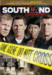 Southland-complete seasons 2/3/4 (dvd/6 disc/ws-16x9/viva) D365402D