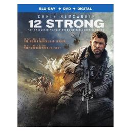 12 strong aka horse soldiers (blu-ray/dvd/digital hd/combo) BR651279