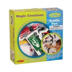 Edushape 547024 MAGIC CREATION -TRAFFIC FUN