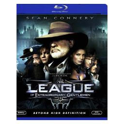 League of extraordinary gentlemen (blu-ray/sensormatic) BR2239602