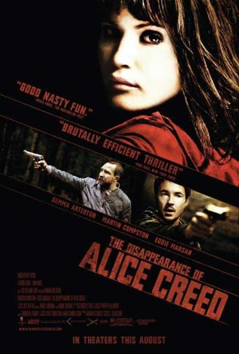 The Disappearance of Alice Creed Movie Poster (11 x 17) 8IIQPOFLY1G9HQ0N