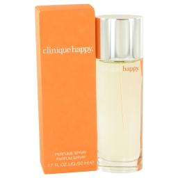 HAPPY Eau De Parfum Spray 1.7 oz For Women 100% authentic perfect as a gift or just everyday use