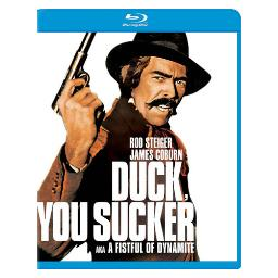 Duck you sucker aka fistful of dynamite (blu-ray/ws-2.35/eng-fr-sp sub) BRM132299