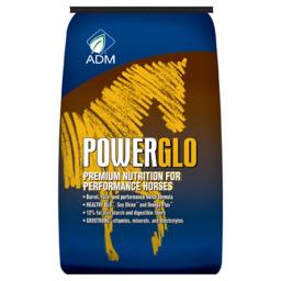 Adm Alliance Nutrition Inc 120AB 50 Lbs. PowerGlo Pellet
