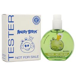 Angry Birds - King Pig By Angry Birds For Women - 1.7 Oz Edt Spray (Tester)