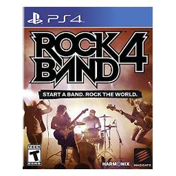 Rock band 4 (ps4 software only)-nla RB491902NS