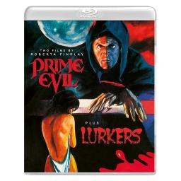 Prime evil/lurkers (blu ray/dvd combo) (2discs/dts-hd) BRVS193