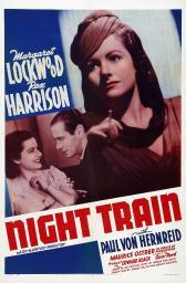 Night Train To Munich Movie Poster Masterprint EVCMCDNITRFE003H