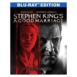 Mod-stephen kings good marriage (blu-ray/non-returnable/j allen/2014) BRFR12908
