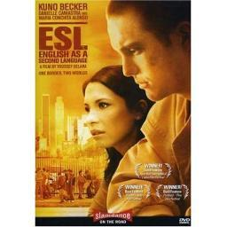 E.S.L - English As A Second Language (2008) DVD Movie