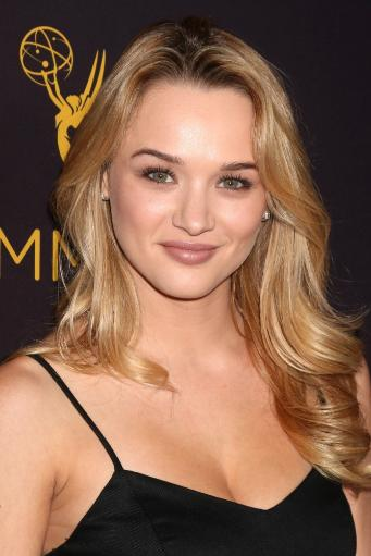 Hunter King At Arrivals For Television Academy 68Th Daytime Emmy Awards Reception, Television Academy'S Saban Media Center, Los Angeles, Ca August.