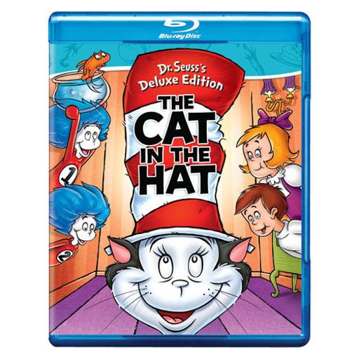 Cat in the hat (blu-ray/deluxe edition) 1283988