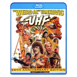 Uhf-25th anniversary edition (blu-ray/ws/eng) BRSF15375