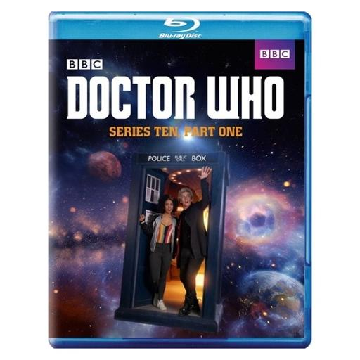 Dr who-series 10 part 1 (blu-ray/2 disc) 1284973