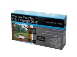 Cat Lounge Window Cling