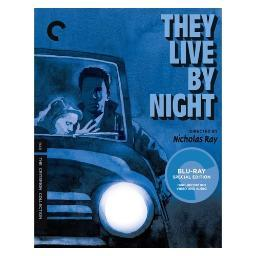 They live by night (blu ray) (ws/1.37:1/b&w) BRCC2772