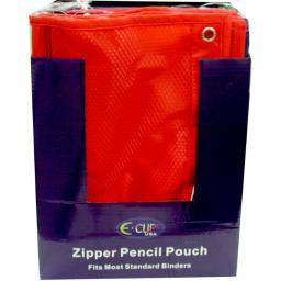 DDI 1858908 Pencil Pouch Mesh - Assorted Colors Case of 48