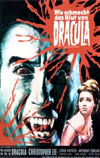 Taste The Blood Of Dracula 1970 Movie Poster Masterprint UIUCMHFEITWUDAOE