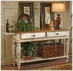 Wilshire Sideboard - Antique White