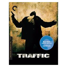 Traffic (blu ray) (ws/1.85:1) BRCC2102