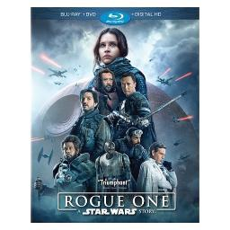 Rogue one-star wars story (blu-ray/2d/dvd/digital hd/3 disc) BR141495