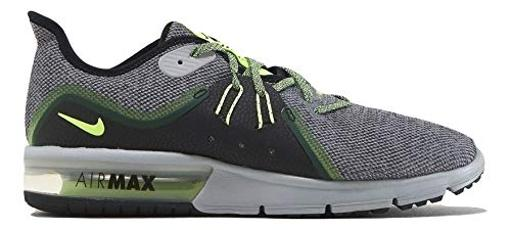 Air Max Sequent 3 Greygreen 921694 007 Gray