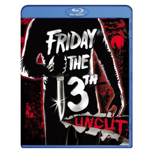 Friday the 13th (blu ray) (ws/uncut/2017 re-release) 1724633