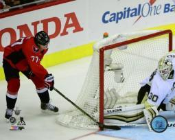 T.J. Oshie Game winning goal 2016 Stanley Cup Playoffs Photo Print PFSAASZ10801