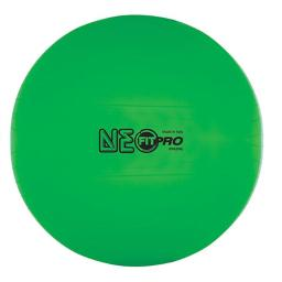 Champion Sports Fp65ng 65 Cm Fitpro Training & Exercise Ball, Neon Green