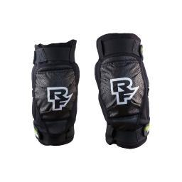 Rf khyber women's knee guard lg blk