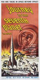 Journey To The Seventh Planet Poster Art 1962 Movie Poster Masterprint EVCMCDJOTOEC007HLARGE