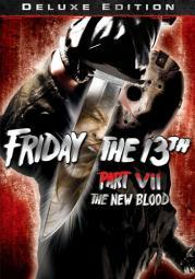 Friday the 13th part 7-new blood (dvd) (ws/2.0 dol dig) D59189362D