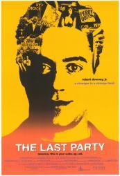 The Last Party Movie Poster Print (27 x 40) MOVGI9194