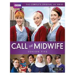 Call the midwife-season 5 (blu-ray/2 disc/ws) BRE592025