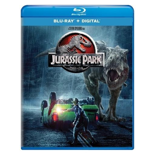 Jurassic park (blu ray w/digital) (new packaging) IEBMCF5TUANFSDWV