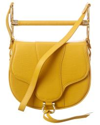 Sancia The Babylon Bar Leather Crossbody