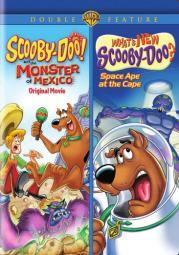Scooby-doo & the monster of mexico/whats new-v1-space ape 2pk (dvd) D042561D