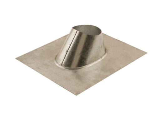 Amerivent 5ef Roof Vent Flashing, 5