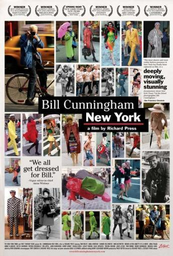 Bill Cunningham New York Movie Poster Print (27 x 40) AVNVULMHXKHBQ6XE