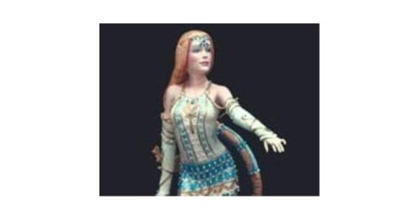 Galadriel, an Elven Queen by Middle Earth Toys Lord of The Rings Action Figure