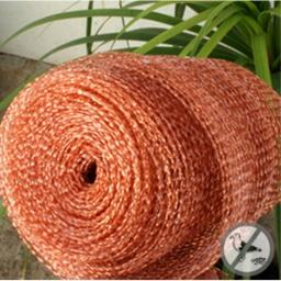 Bird B Gone CMS-100 Copper Mesh Roll for Rodent and Bird Control, 100-Feet